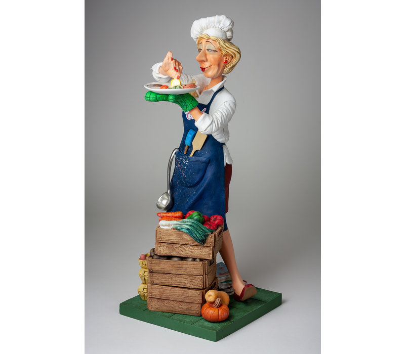 Forchino,  Lady Cook