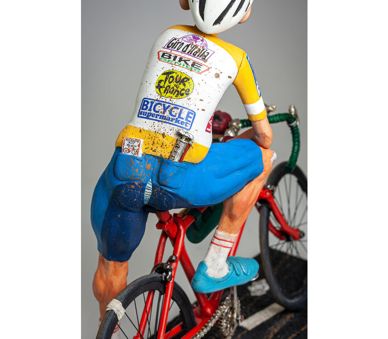 Forchino; The Cyclist (note: available in May 2020, book now!)