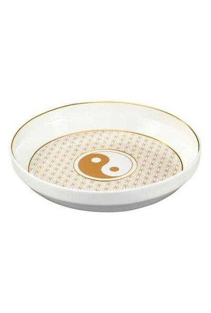 Yin Yang White - Bowl