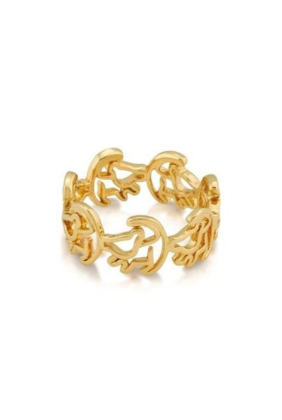 Simba - Ring Gold Size 6