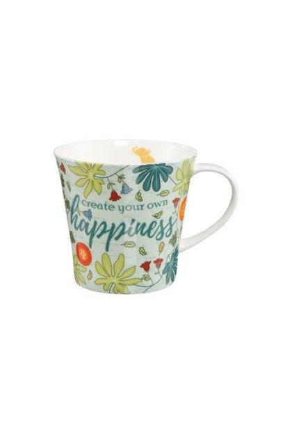 Happyness - Coffee-/Tea Mug