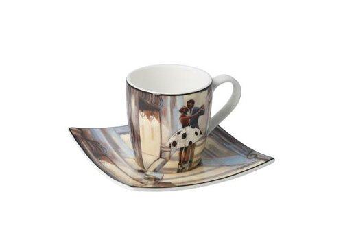 Trish Biddle Dansers - espressokopje