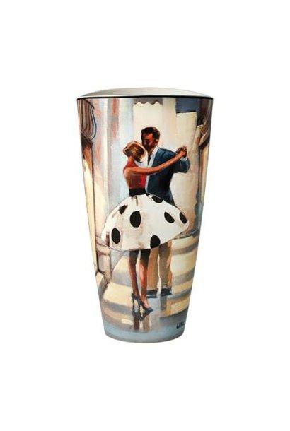 Dancers / Shopping Tour - Vase