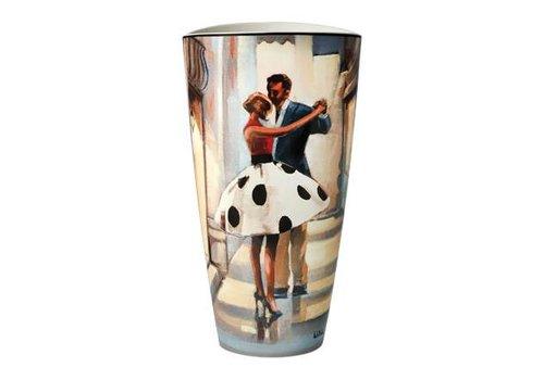 Trish Biddle Dancers / Shopping Tour - Vase