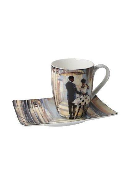 Shopping Tour - Artist Mug
