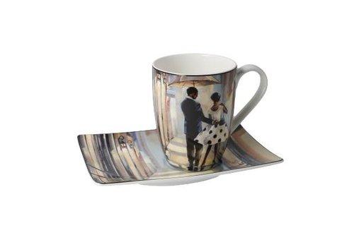 Trish Biddle Shopping Tour - Artist Mug
