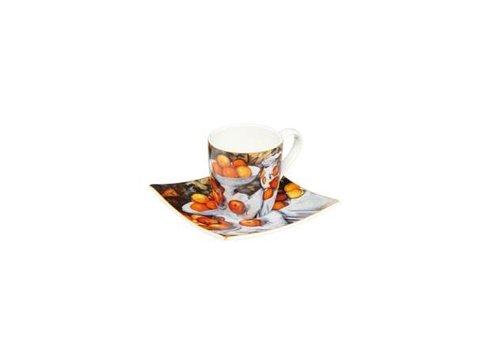 Paul Cezanne Stilleven I - Espressokopje