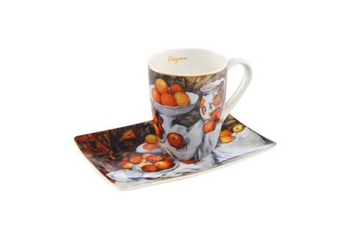 Paul Cezanne Sill Life I - Artist Mug