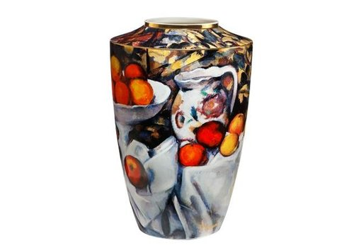 Paul Cezanne Still Life II - Vase