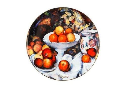 Paul Cezanne Stilleven I - Muurplaat