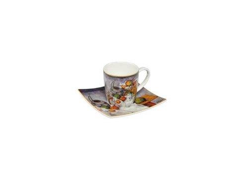 Paul Cezanne Stilleven II - Espressokopje