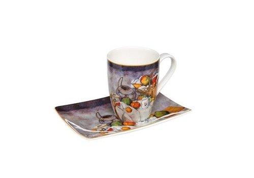 Paul Cezanne Stilleven II - Kunstenaarsbeker
