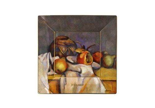 Paul Cezanne Still Live with Pears - Bowl