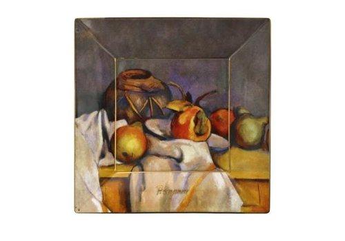 Paul Cezanne Stilleven met peren - kom