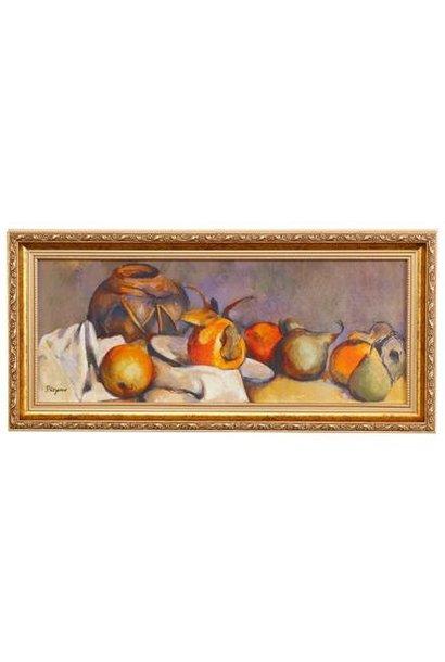 Stilleven met peren - Muurschildering