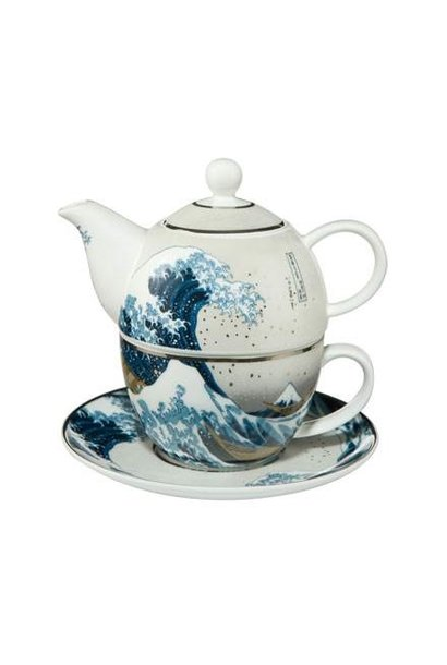 The Great Wave - Tea For One