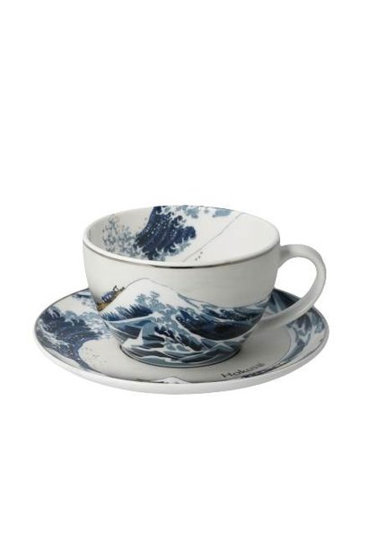 Great Wave - Tea-/Cappuccino Cup