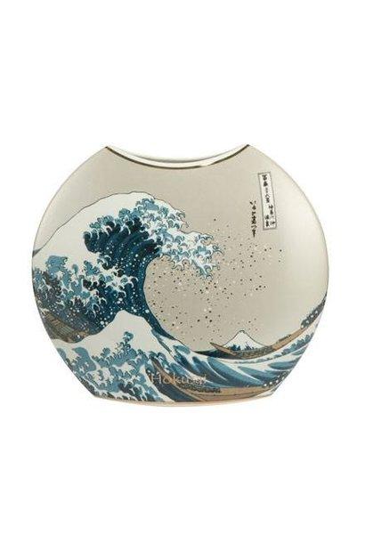 Die Welle - Vase
