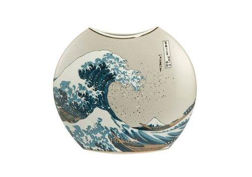 Katsushika Hokusai Die Welle - Vase