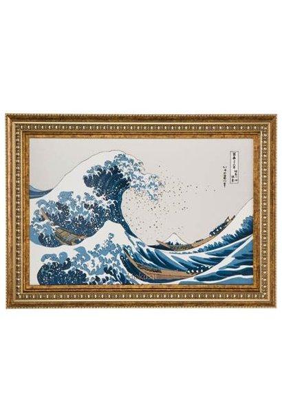 Die Welle - Wandbild