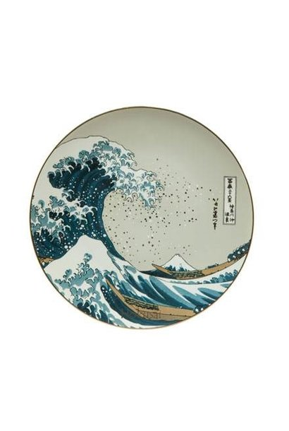 The Great Wave - Wall Plate
