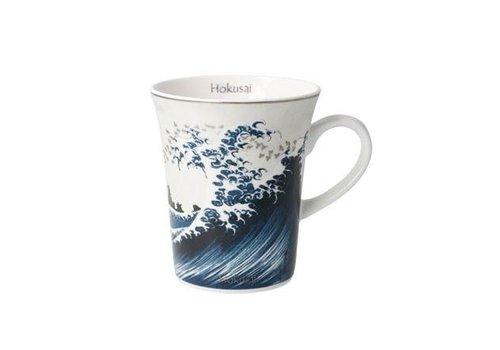 Katsushika Hokusai Die Welle II - Künstlerbecher