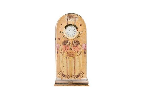 Charles Rennie Mackintosh Wassail - Desk clock