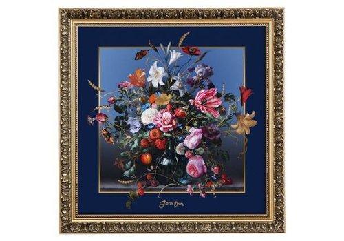 Jan Davidsz de Heem Summer Flowers - Wandbild