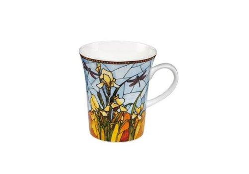 Louis Comfort Tiffany Iris - Artist Mug