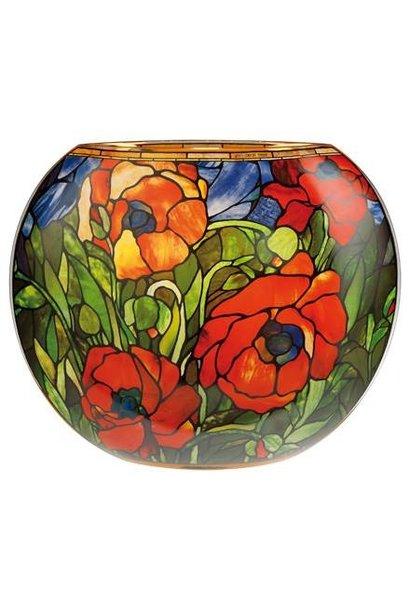 Orientalische Mohnblume - Lampe