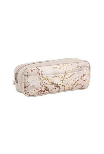 Almond Tree Silver - Makeup Bag