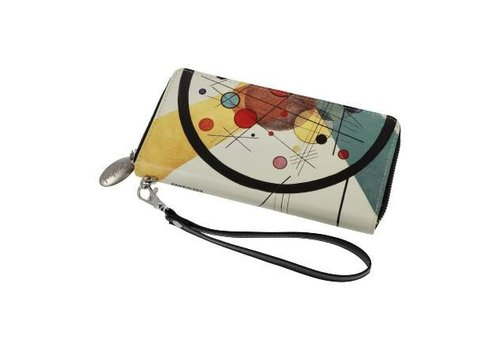 Wassily Kandinsky Circles in Circle - Purse