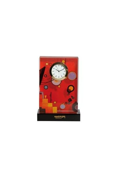 Heavy Red - Deskclock