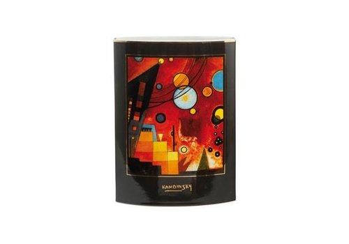 Wassily Kandinsky Heavy Red - Vase