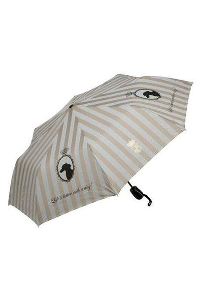 Life is better ...- folding umbrella