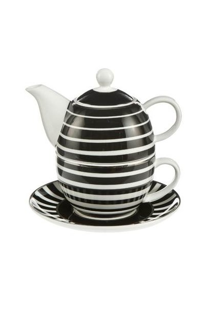 Stripes - Tea for One