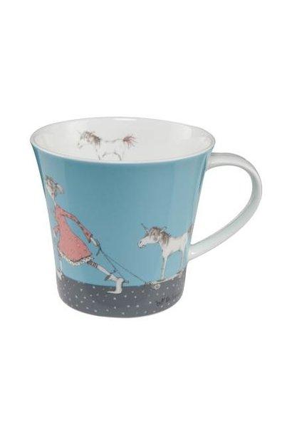 Die sind doch alle... - Coffee-/Tea Mug