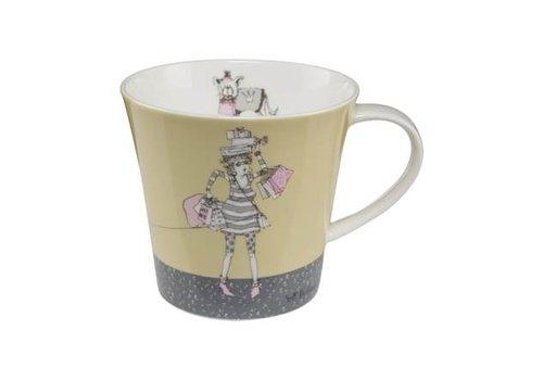 Barbara Freundlieb Die tut nix - Coffee-/Tea Mug
