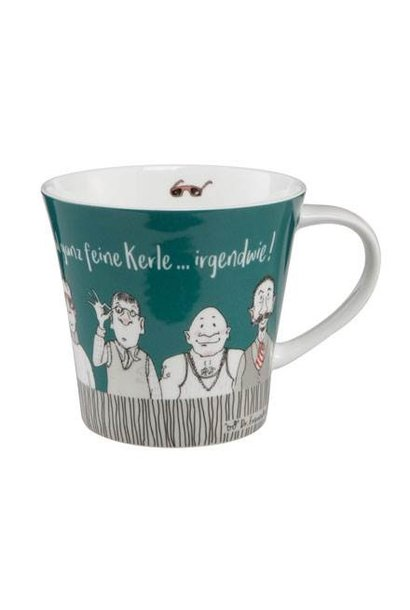 Feine Kerle - Coffee-/Tea Mug