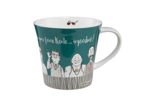 Barbara Freundlieb Feine Kerle - Coffee-/Tea Mug