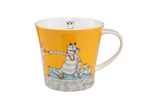 Barbara Freundlieb Für meine Katze - Coffee-/Tea Mug