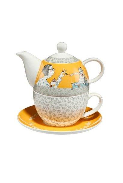Für meine Katze - Tea for One