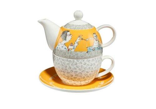 Barbara Freundlieb Für meine Katze - Tea for One