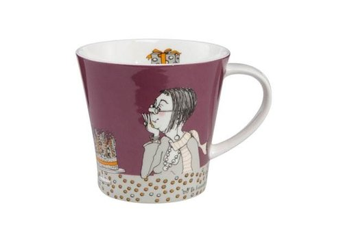 Barbara Freundlieb I dont get older - Coffee-/Tea Mug