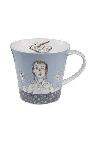 Immer mit der Ruhe - Coffee-/Tea Mug