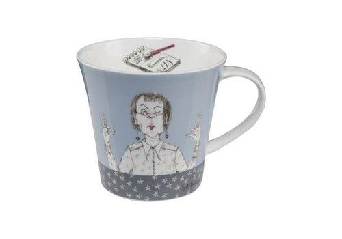 Barbara Freundlieb Immer mit der Ruhe - Coffee-/Tea Mug