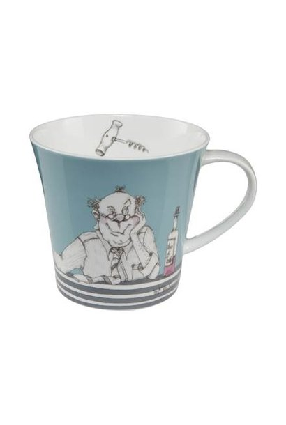 Manner sind wie Wein - Coffee-/Tea Mug