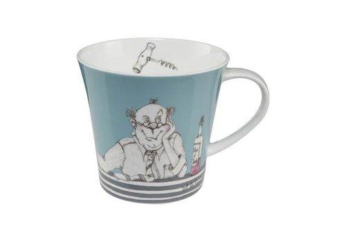 Barbara Freundlieb Männer sind wie Wein - Coffee-/Tea Mug