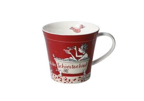 Barbara Freundlieb Wir sind die Schönsten - Coffee-/Tea Mug