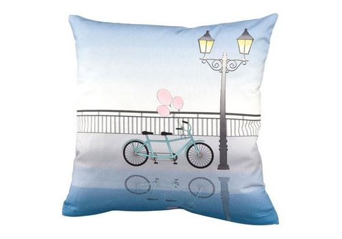 Scandic Home Bicycle - Cushion Cover